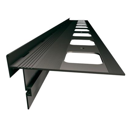 Профіль для терас та балконівPT 266/01; 266/40; 266/22